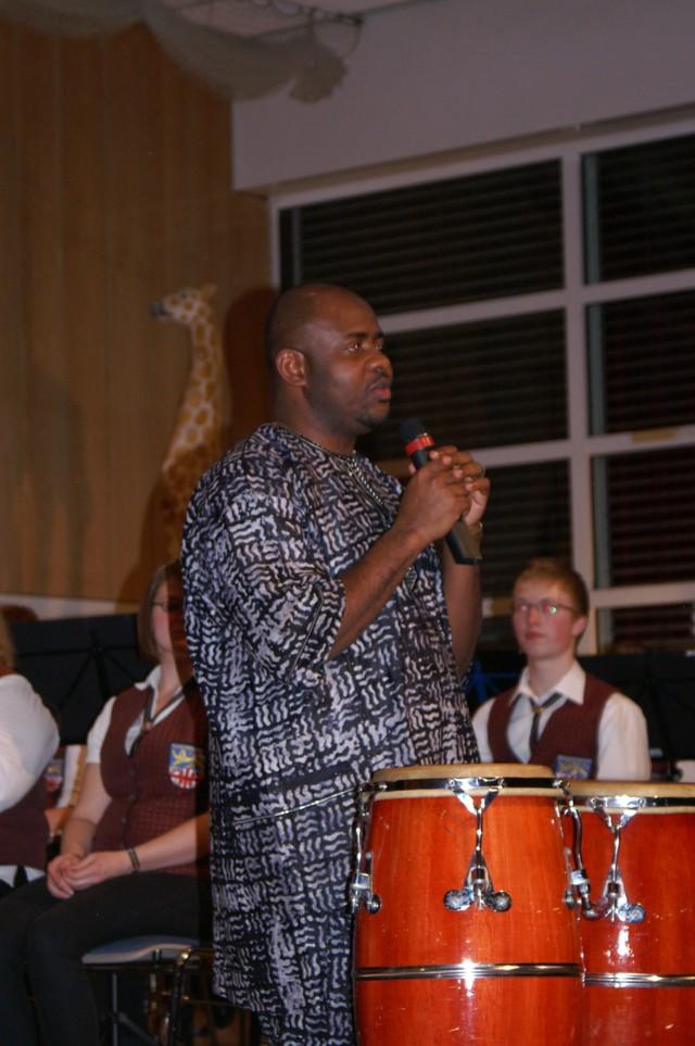 Konzert 2010: Afrika