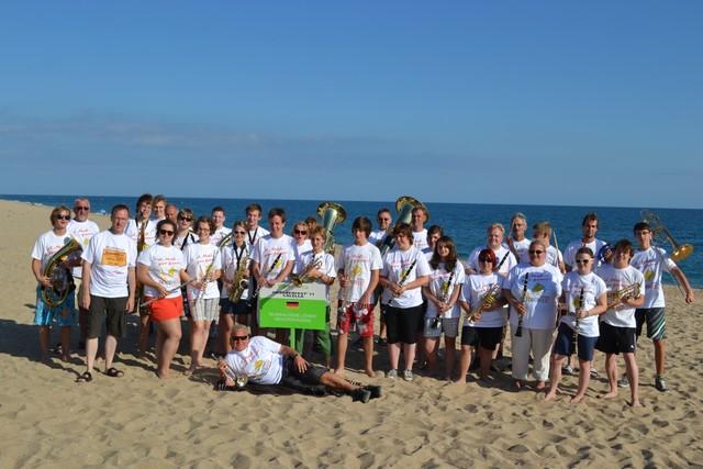 Vereinsausflug 2011 auf das internationalen Oktoberfest nach Calella