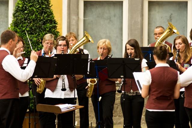 Konzertreise 2012 nach Thüringen