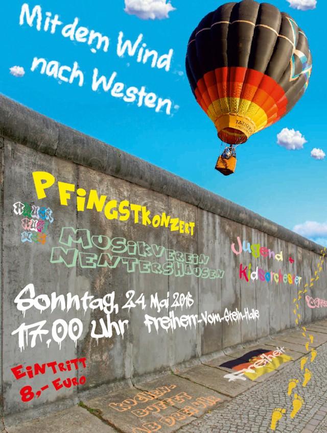 Konzert 2015: Mit dem Wind nach Westen