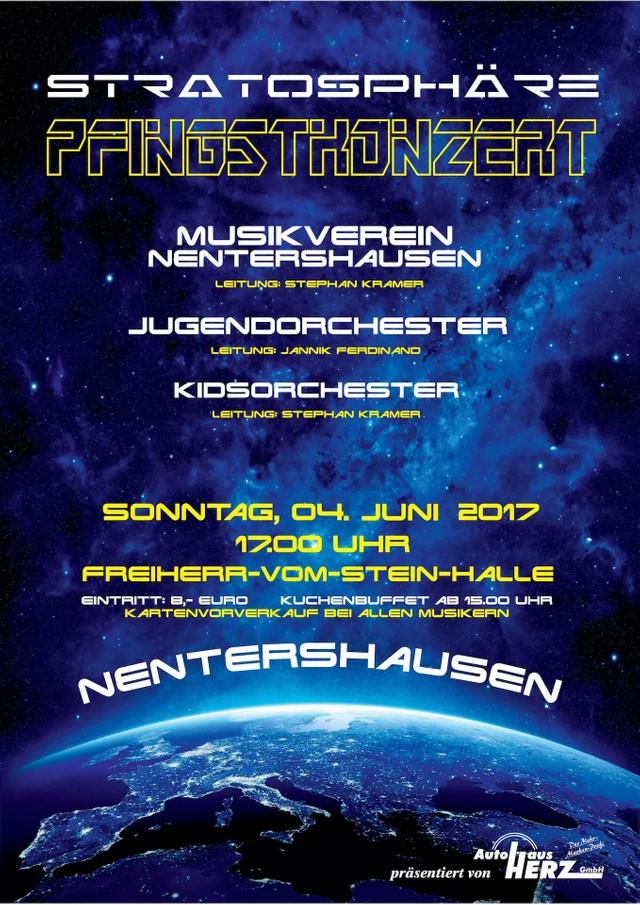 Konzert 2017: Stratosphäre