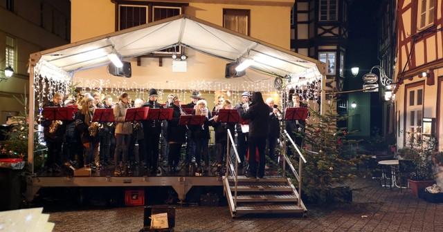 Weihnachtsmarkt 2019 in Limburg
