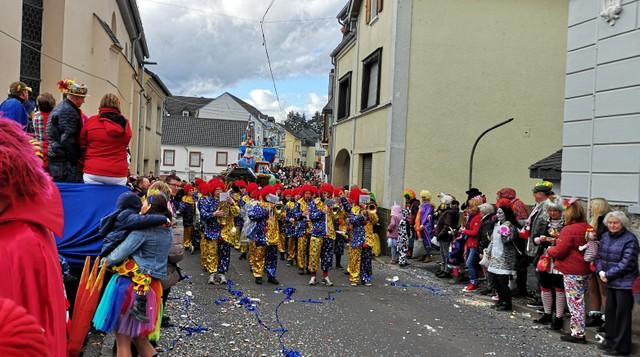 Veilchendienstagsumzug 2020 in Heimbach-Weis